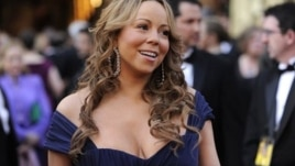 Mariah Carey (Oct 2010 file photo)