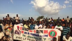 La Statue de Thomas Sankara fait polémique au Burkina