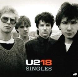 U2's 12 Singles CD