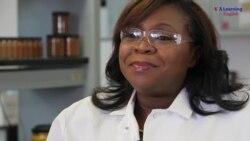 L'Oreal's Scientist Balanda Atis