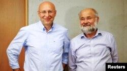 Штефан Хелль и Уильям Мернер