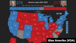 Проекции од изборите во САД