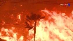 Varios incendios se propagan en torno a Los Ángeles