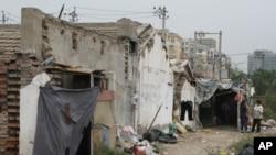北京上访村(资料照片)