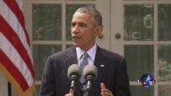 奥巴马称赞伊核谈判达成初步协议