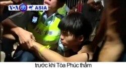 Joshua Wong sẵn sàng nhận án tù