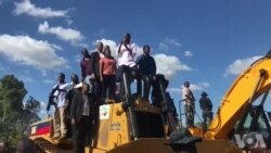 Ayiti: Prezidan Jovenel Moise Pwomèt Wout Byen Asfalte nan Plato Santral