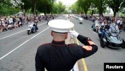 Мотопробег «Раскаты грома». Вашингтон. 26 мая 2019 г.