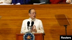 菲律宾总统阿基诺三世(资料照)