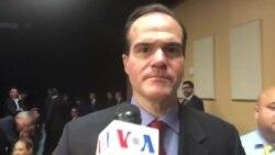 Claver-Carone sobre ayuda humanitaria a Venezuela: Va en camino