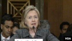 Hillary Clinton - Ne želimo vidjeti bilo kakve korake ka raspadu Bosne, ali postoji dug popis bojazni!