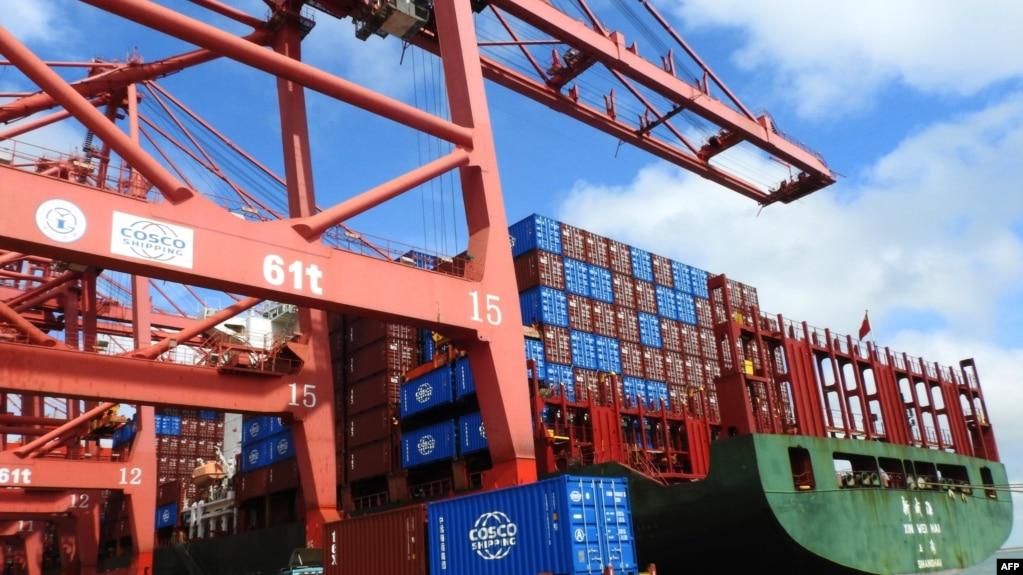 美中贸易逆差创新高 专家称显示美国经济强劲