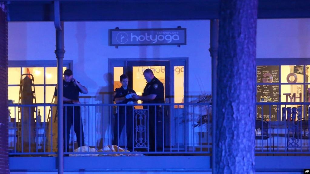 Identifican a las 2 víctimas y al pistolero en centro de yoga en Florida de881d1628e2