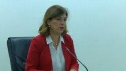 Kryetarja e Komisionit Qendror të Zgjedhjeve në Kosovë, Valdete Daka