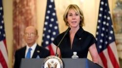 前美國駐聯合國大使克拉夫特:美國無法承擔失去台灣的風險