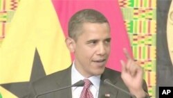 Desilusão com política africana de Obama