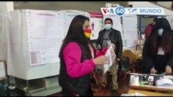 Manchetes mundo 19 outubro: Bolívia - Luis Arce deve vencer as eleições presidenciais do país sem necessidade de segunda volta