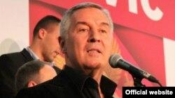 Predsednik Crne Gore Milo Đukanović