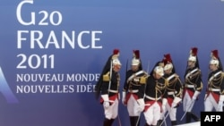 Саммит в Каннах и греческая тема