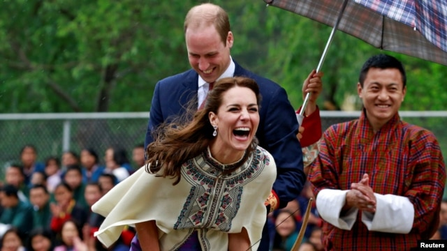 Kate Middleton Jadi Sampul Vogue