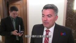 美國國會參議員加德納評論香港反對《逃犯條例》示威