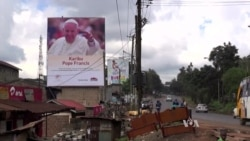 Nairobi Residents Prepare for Pope Francis' Visit