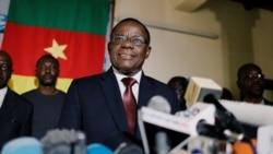 Libération de l'opposant Maurice Kamto