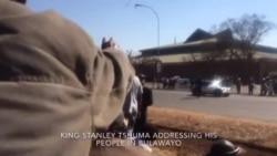 UStanley Raphael Tshuma Utshele Uzulu Ukuthi Abuyele Ngekhaya