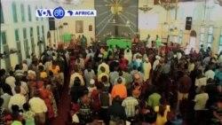 VOA60 Afirka: Liberiya, Agusta 11, 2014