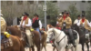 Trail Rides Kick off Houston Livestock Show and Rodeo