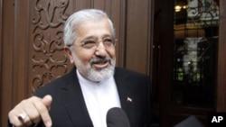 Utusan Iran untuk IAEA, Ali Asghar Soltanieh mengatakan pembicaraan nuklir berikutnya akan diadakan di Teheran tanggal 16 Januari 2013 (Foto: dok).