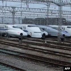 Xe lửa cao tốc Shinkansen của Nhật