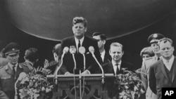 美國總統約翰.肯尼迪