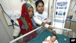 Premature Baby / India