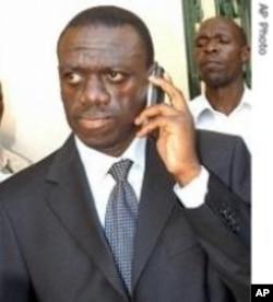 Uganda's main opposition FDC leader, Dr. Kizza Besigye