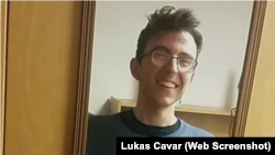 Lukas Cavar said he licked the walls of the damp cave for hydration.