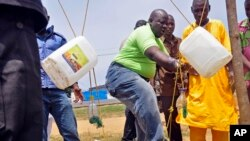 Uburyo bukoreshwa mu Kwirinda Ebola