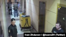Обыск в офисе ФБК (архивное фото)
