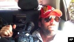 Produser film AS, Timothy Tracy yang dituduh melakukan mata-mata, dibebaskan oleh Venezuela (foto: dok).
