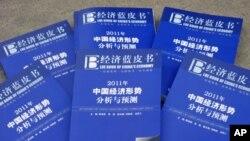 《2011年中国经济形势分析与预测》蓝皮书