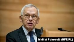 Reinhard Priebe, nezavisni pravni ekspert EU