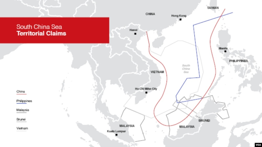 Map Discovery Gives China New Tool to Control a Disputed Sea