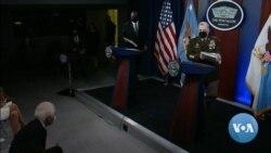 Pride, Pain and Anger: Pentagon Marks Afghan War's End