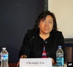 湾国立政治大学国际关系研究中心副研究员李琼莉