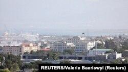 Panorama prestonice Haitija Port o Prensa
