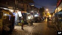 Prostitución en Rio de Janeiro, Brasil. La gonorrea, enfermedad que puede transmitirse en el contacto sexual, podría convertirse en intratable con antibióticos conocidos.