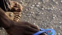 Za a Kawar da Polio Kamar Yadda Aka Kawar da Agana da Kurkunu - 1:23