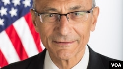美国总统顾问波德斯塔
