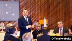 Armenian Prime Minister Meeting in Los Angeles