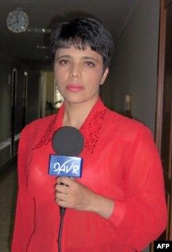 Milliy televideniyeda bosh ko'targan jurnalist dodimni prezident eshitsin deydi